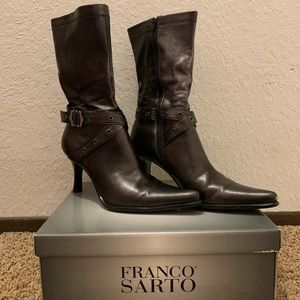 Franco Sarto boots.